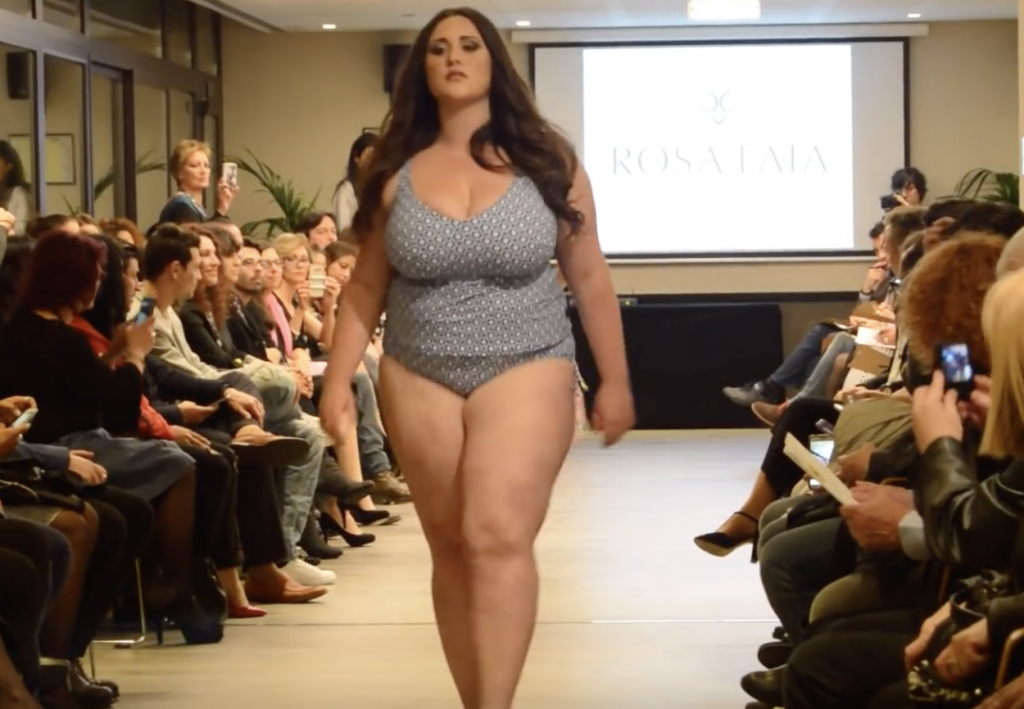 Plus size model Chicago